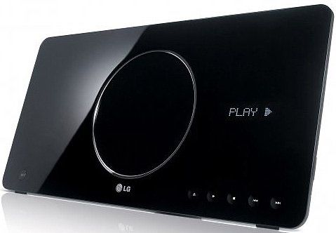 DVD плеєр плеер LG TS-200