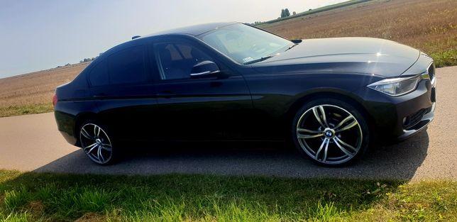 Seria BMW 3 Exclusive Czarna Perla Navi PL
