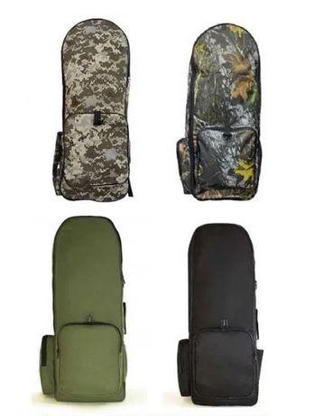 Рюкзак для металлоискателя и лопаты Standart лес/пиксель/черный/олива