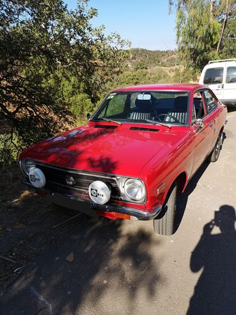 Datsun 1200cc de 1970