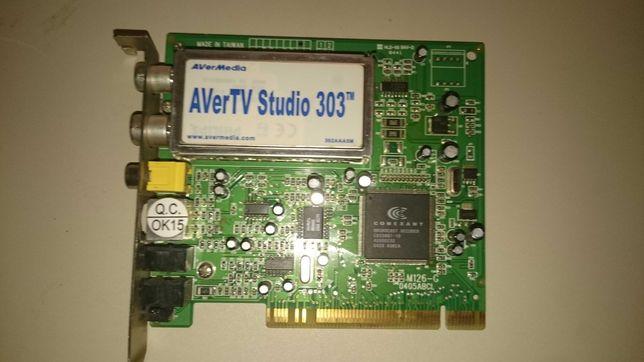 TV карта Avermedia AverTV Studio 303