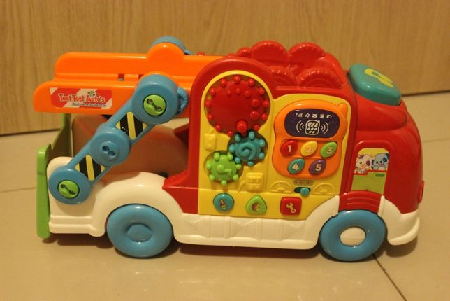 Samochód laweta dla dziecka