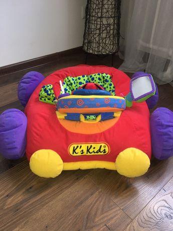 Детская игрушка,машинка с разными звуками!!!