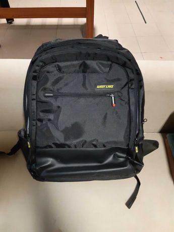 Plecak na laptopa LENOVO do 17 cali, antyzłodziejowy