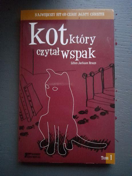Lilian Jackson Braun - seria kot, który...