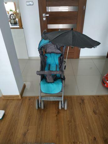 Wózek spacerowy ,spacerówka Easy Go mało używany super stan