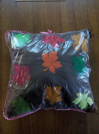 Подушка декор в машину/для дома