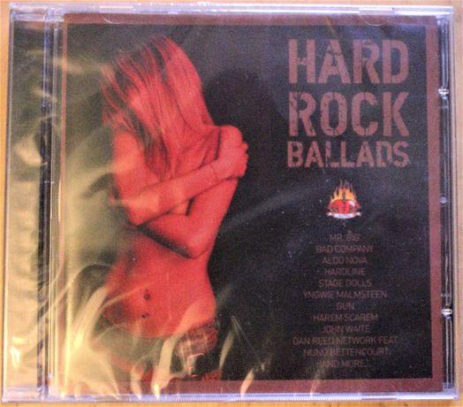 2 CD - Hard Rock Ballads e Romantic Rock, raros, novos