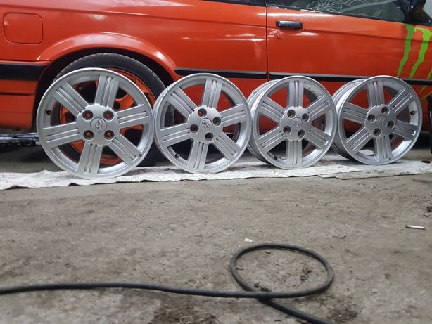 Felgi Aluminiowe Hyundai I20 R15 4x100 ET46 5.5J