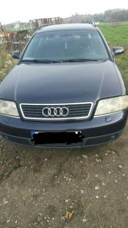 Audi a6 c5 2.5TDI 150km Cześći lz5l