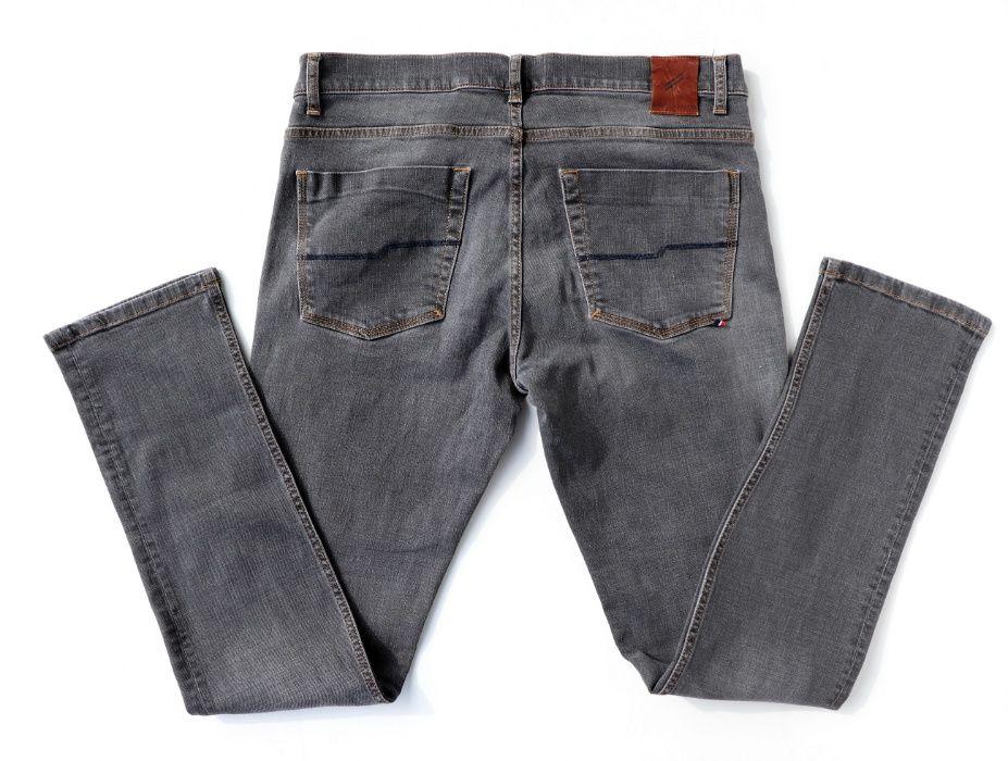 Spodnie męskie jeansy Daniel Hechter slim fit W34 L34 Węgierska Górka - image 1