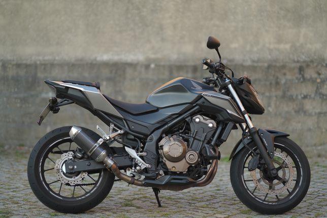 Honda cb500f Super estimada