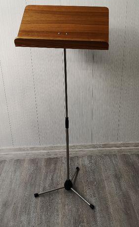 stojak pulpit na nuty mównica K&M Konig Mayer