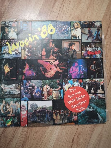 Płyta winylowa Jarocin 88