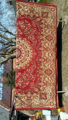 Dywan wełniany orientalny motyw 3x4 m