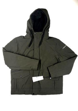 L Calvin Klein hilfiger lacoste guess Куртка софтшел шерпа ветровка л