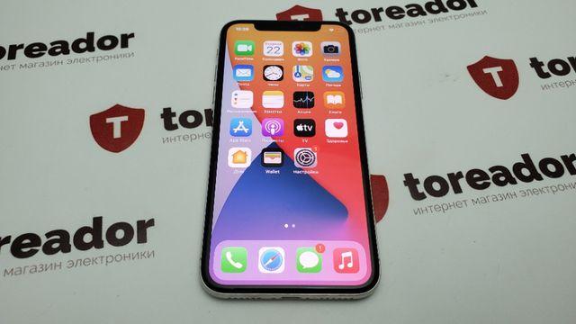 Apple iPhone X 64gb Silver R-SIM Айфон 7/8/XR/XS/Max/Pro/11/SE/256gb