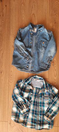 Koszula, koszule h&m 110, 116