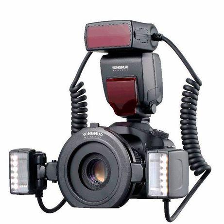 Макро-вспышка Yongnuo YN24EX для Canon (E-TTL) (YN-24EX, YN 24 EX)