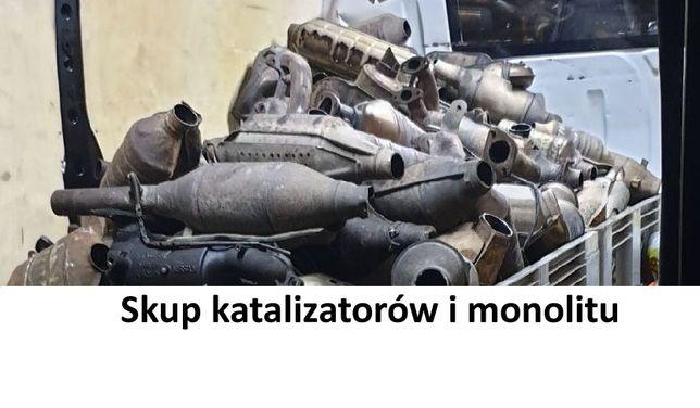 Skup katalizatorów i monolitu Warszawa Radom Płock Ostrołęka Siedlce
