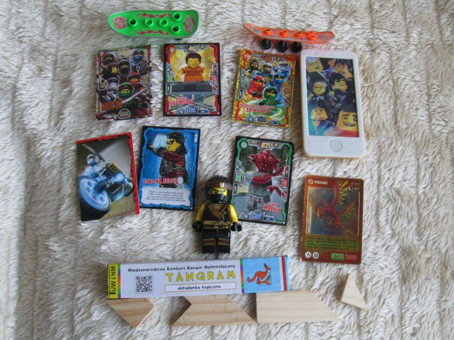 Zestaw Lego Ninjago karty gra Tangram Baranowo - image 1