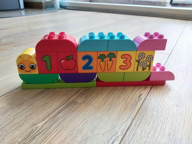 Lego duplo motylek