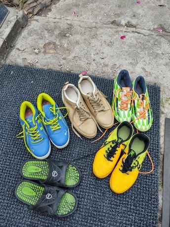 Buty chalówki Nike