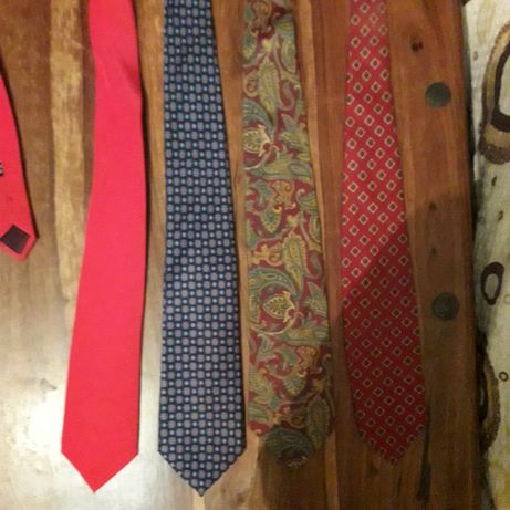 Краватка чоловіча Шовк YvesSaintLaurent Macra Caesar Галстук