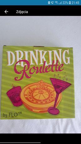 Drinking roulette gra imprezowa