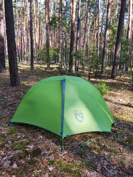 Ультралегкая палатка Nemo Dragonfly 1P