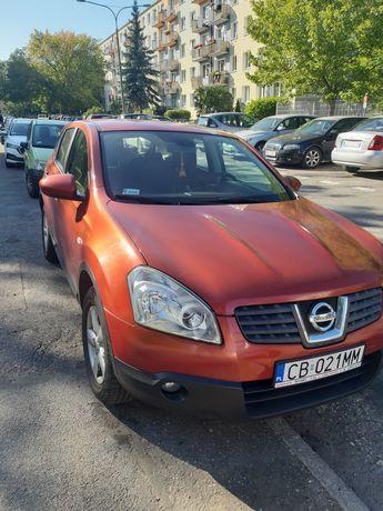 Sprzedam Nissan Qashqai 1.6bezyna 2007r