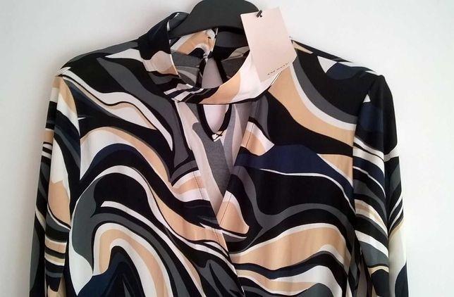 Sukienka kopertowa Midi r.38 Orsay