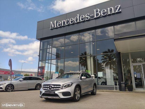 Mercedes-Benz GLA 220 ver-d-amg-line