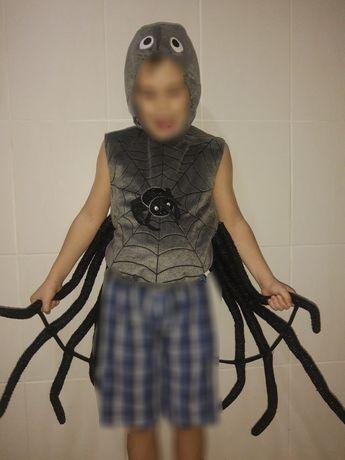 Карнавальный костюм Паук, насекомое Паучок на Хэллоуин