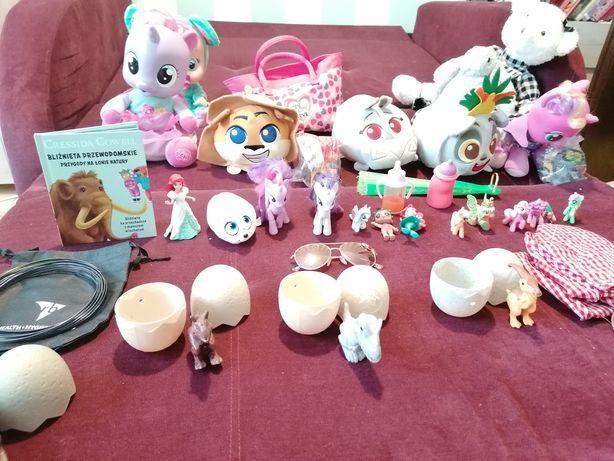 Zabawki pluszaki