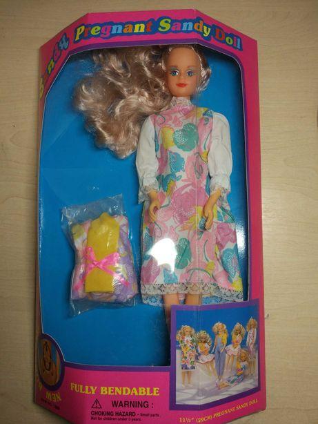Кукла беременная Sandy редкая ексклюзивная barbie барби 90-х