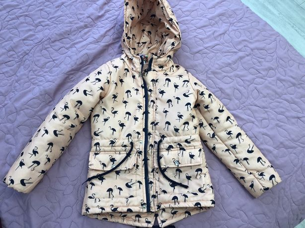 Куртка демисезон 5-6 лет