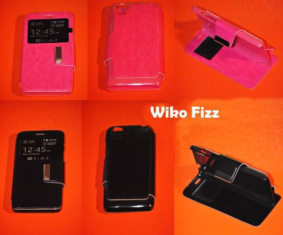 WIko Fizz - capas dobráveis