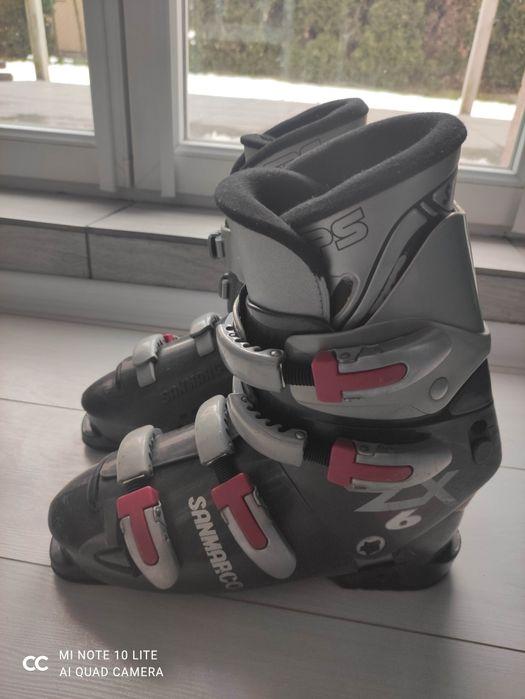 Buty narciarskie 310mm, wkładka 27 Chełmża - image 1