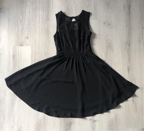 Sukienka koronkowa, roz. XS, House.