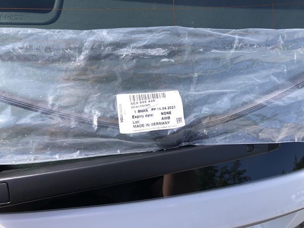 5E5955425-VAG счётка заднего стекла