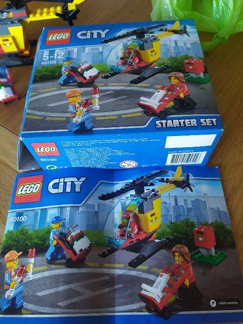 LEGO CITY 60100 lotnisko