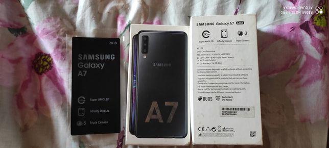 Samsung Galaxy A7 2018 (SM-A750FN)