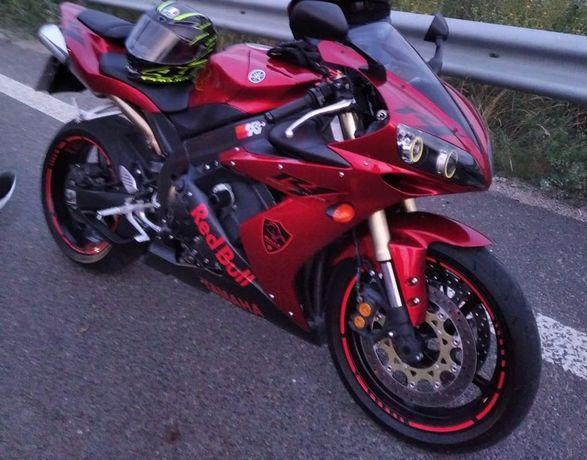 Продам мото Yamaha r1