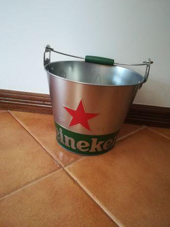 Balde de Gelo Heineken NOVO