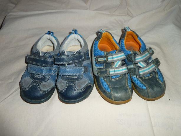 Clarks Кожаные ботинки, кроссовки Кларкс, р 21-23