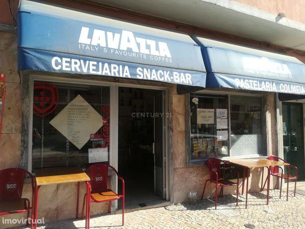 Venda de Restaurante em Damaia de Cima