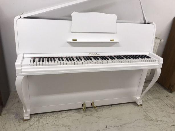 Najwiekszy wybór BIAŁYCH pianin od Stroiciela!Transport