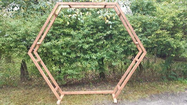 Łuk Geometryczny Heksagon