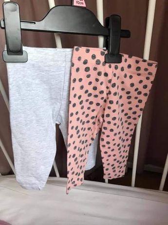Nowe spodnie legginsy F&F
